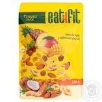 Eat4fit Tropic Mix Nut-Fruit Mix 150g