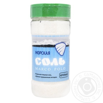 Salt Marco polo 500g plastic jar - buy, prices for Novus - image 1