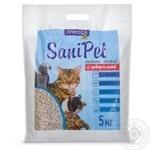 Наполнитель универсальный Sani Pet домашних животных 5кг - купить, цены на Восторг - фото 1