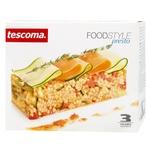 Формочки д\додання форми стравам Tescoma PRESTO FoodStyle прямок