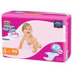 Подгузники Helen Harper Baby New Махі 7-18кг 44шт