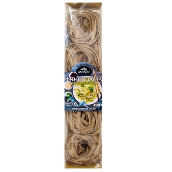Kulinarium Meister Fitness Whole Grain Pasta 300g - buy, prices for Auchan - photo 1