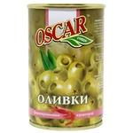 Оливки Oscar з креветкою 0,3л