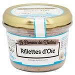 Рійєт Le Domaine Des Tuileries Arnaud гусячий 180г
