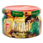 Flagman seafood with herbs in oil mussels 200g