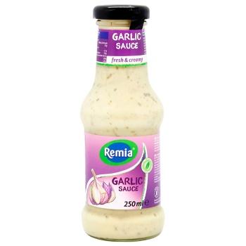 Remia Garlic Sauce 250ml - buy, prices for CityMarket - photo 1