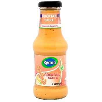 Соус Remia Віскі коктейль 250мл - купити, ціни на CітіМаркет - фото 1