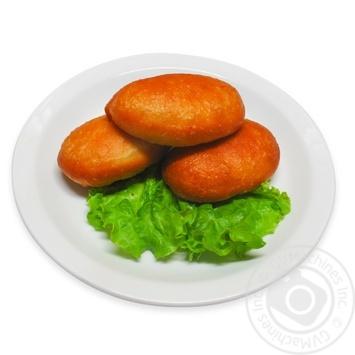 Пирожки жареные с картошкой - купить, цены на МегаМаркет - фото 1