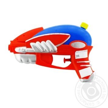 Water gun toy for children 16*12*4cm - buy, prices for MegaMarket - image 1