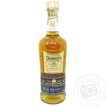 Dewar`s Signature 25 yrs whisky 40% 0,7l - buy, prices for Novus - image 1