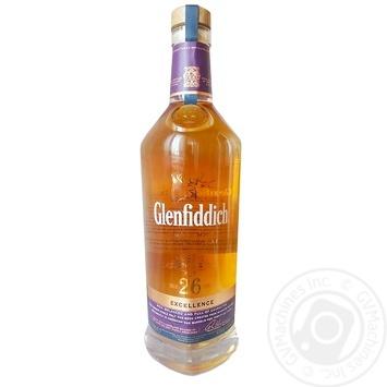 Виски Glenfiddich 26лет 700мл