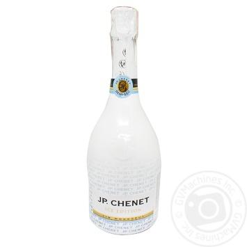 Шампанське J.P. Chenet Ice Edition DemiSec біле напівсухе 10,5% 0,75л - купити, ціни на Ашан - фото 1