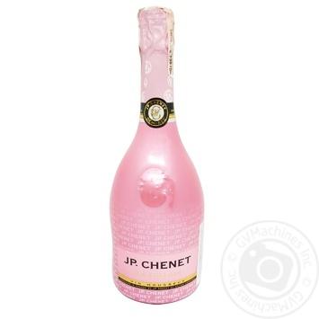 Вино J.P.Chenet Айс Эдишн розовое полусухое 0,75л - купить, цены на МегаМаркет - фото 1