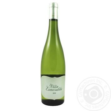 Вино Torres Vina Esmeralda біле сухе 11,5% 0,75л - купити, ціни на CітіМаркет - фото 1