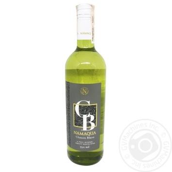 Вино Namaqua Shenin Blanc белое сухое 12,5% 0,75л