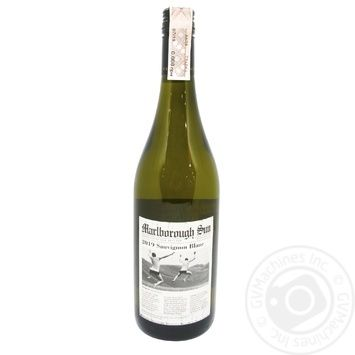 Вино Marlborough Sun Sauvignon Blanc белое сухое 13% 0,75л