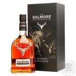 Виски Dalmore King Alexander 40% 0,7л в коробке