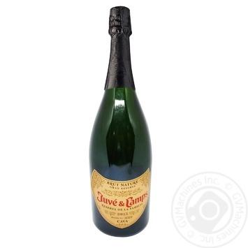 Juve&Camps Reserva de La Familia White Brut Wine 12% 1.5l - buy, prices for CityMarket - photo 2
