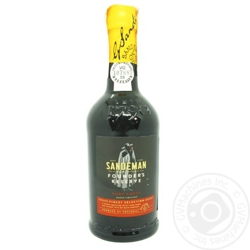 Sandeman Founders Reserve Red Strong Wine 20% 0,375l