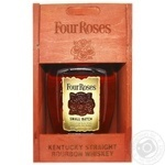 Four Roses Small Batch Whiskey 45% 0.7l in box