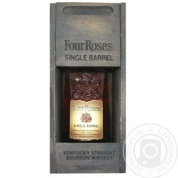 Виски Four Roses Single Barrel 50% 0,7л