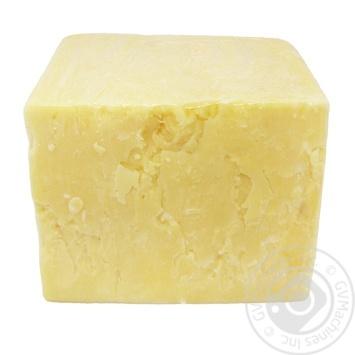 Сыр Чеддер Wensleydale выдержанный белый