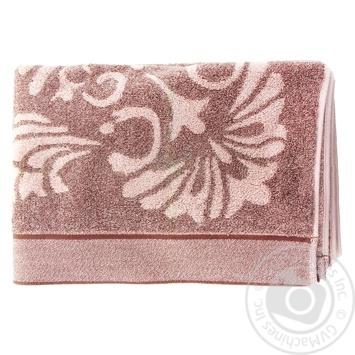 Lorenzzo Elegant Towel 70х140cm - buy, prices for MegaMarket - image 1