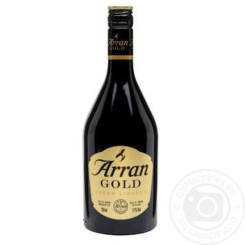 Arran Gold Cream Liqueur 17% 0,7l - buy, prices for CityMarket - photo 1