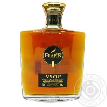 Коньяк Frapin V.S.O.P. 40% 0,5л