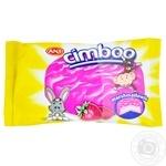 Ani Cimboo Marshmallow Cookies in Strawberry Glaze 35g