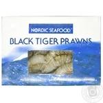 Креветки Nordic чорні тигрові з/г 6/8 1000г х10