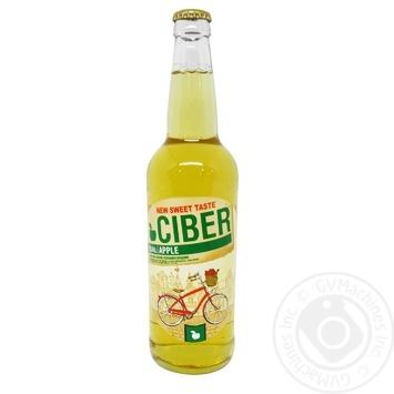 Ciber semi-sweet apple cider 5-6% 0,5l - buy, prices for Novus - image 2