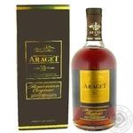 Araget Cognac 10* 40% 0.5l