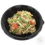 Рис по-тайски с курицей и овощами 350г