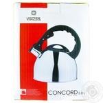 Чайник Vinzer Concord 2,8л