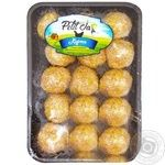 Шарики с курятины в панировке замороженные - купить, цены на Метро - фото 1