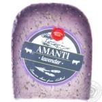 Сыр Amanti Гауда лаванда 200г