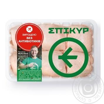 Бедро Epikur цыпленка-бройлера охлажденное весовое