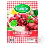 Greenvil cooked whole beets 500g - buy, prices for Novus - image 1