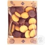 Печенье сдобное сбивные Rioba Делиция со вкусом вишни 500г