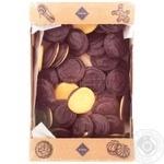 Rioba Delitsiya with orange cookies 1000g