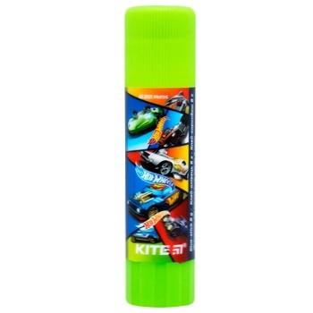 Клей-олівець Kite Hot Wheels 8г