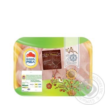 Филе Миньон Наша Ряба цыпленка-бройлера охлажденное (упаковка СЕС ~500г)