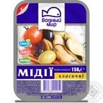 Vodnyi mir pickled mussles 150g