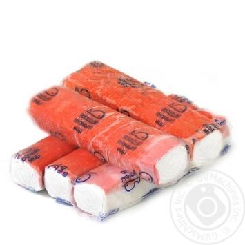 Крабовые палочки Водный мир замороженные весовые - купить, цены на Novus - фото 1