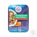 Seafood crab Vodnyi mir pickled 150g