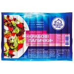 Vodnyi Mir Frozen Crab Sticks 400g