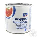 Aro peeled tomatoes 2650ml