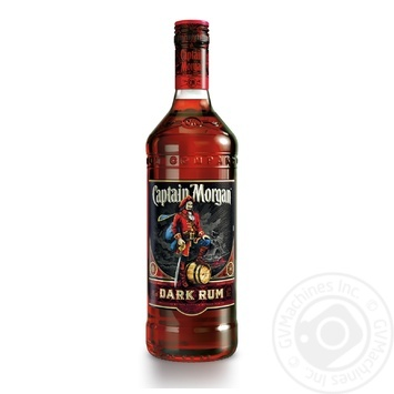 Ром Captain Morgan Dark 40% 0,7л