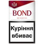 Сигареты Bond Street Red Selection
